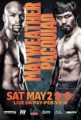 Floyd Mayweather Jr. vs. Manny Pacquiao HD Blu-Ray