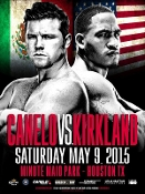 Canelo Alvarez vs. James Kirkland HD Blu-Ray