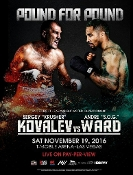 Andre Ward vs. Sergey Kovalev HD Blu-Ray