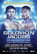 Gennady Golovkin vs. Daniel Jacobs HD Blu-Ray