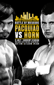 Jeff Horn vs. Manny Pacquiao HD Blu-Ray