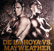 Floyd Mayweather Jr. vs. Oscar De La Hoya HD Blu-Ray