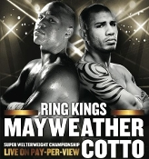 Floyd Mayweather Jr. vs. Miguel Cotto HD Blu-Ray