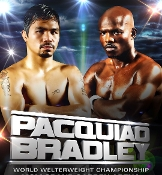 Timothy Bradley vs. Manny Pacquiao I HD Blu-Ray