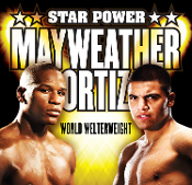 Floyd Mayweather Jr. vs. Victor Ortiz HD Blu-Ray