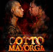 Miguel Cotto vs. Ricardo Mayorga HD Blu-Ray