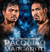 Manny Pacquiao vs Antonio Margarito HD Blu-Ray