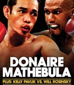 Nonito Donaire vs. Jeffrey Mathebula HD Blu-Ray