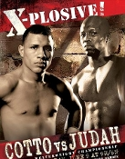 Miguel Cotto vs. Zab Judah HD Blu-Ray