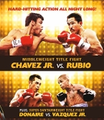 Julio Cesar Chavez Jr. vs. Marco Antonio Rubio HD Blu-Ray
