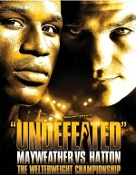 Floyd Mayweather Jr. vs. Ricky Hatton HD Blu-Ray