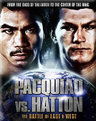 Manny Pacquiao vs. Ricky Hatton HD Blu-Ray