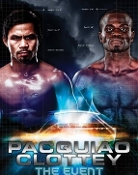 Manny Pacquiao vs. Joshua Clottey HD Blu-Ray