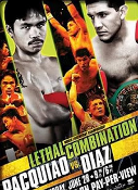Manny Pacquiao vs. David Diaz HD Blu-Ray