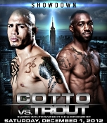 Miguel Cotto vs. Austin Trout HD Blu-Ray