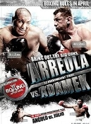 Tomasz Adamek vs. Chris Arreola HD Blu-Ray