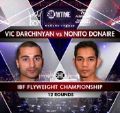 Nonito Donaire vs. Vic Darchinyan HD Blu-Ray