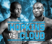 Bernard Hopkins vs. Tavoris Cloud HD Blu-Ray
