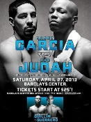 Danny Garcia vs. Zab Judah HD Blu-Ray