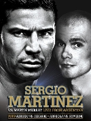 Sergio Martinez vs. Martin Murray HD Blu-Ray