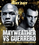 Floyd Mayweather Jr. vs. Robert Guerrero HD Blu-Ray