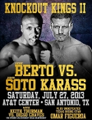 Andre Berto vs. Jesus Soto Karass HD Blu-Ray