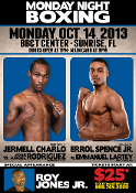 Jermell Charlo vs. Jose Angel Rodriguez HD Blu-Ray