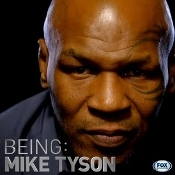 Being: Mike Tyson HD Blu-Ray