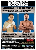 Fidel Maldonado Jr. vs. John Nater HD Blu-Ray