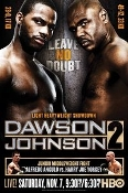 Chad Dawson vs. Glen Johnson II HD Blu-Ray