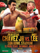 Julio Cesar Chavez Jr. vs Andy Lee HD Blu-Ray
