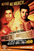 Sergio Martinez vs. Darren Barker HD Blu-Ray
