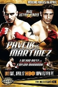 Sergio Martinez vs. Kelly Pavlik HD Blu-Ray