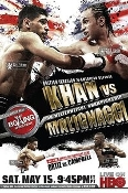 Amir Khan vs. Paulie Malignaggi HD Blu-Ray