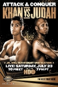 Amir Khan vs. Zab Judah HD Blu-Ray