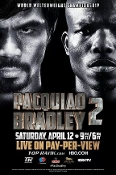 Manny Pacquiao vs. Timothy Bradley II HD Blu-Ray