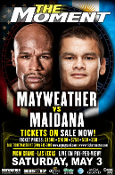 Floyd Mayweather Jr. vs. Marcos Maidana HD Blu-Ray