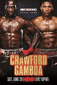 Terence Crawford vs. Yuriorkis Gamboa HD Blu-Ray