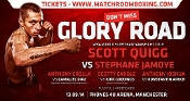 Scott Quigg vs. Stephane Jamoye HD Blu-Ray