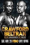 Terence Crawford vs. Raymundo Beltran HD Blu-Ray