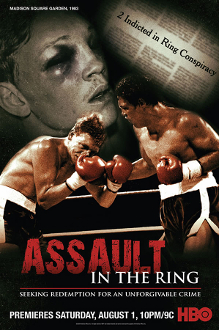 Assault In The Ring HD Blu-Ray