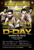 Donnie Nietes vs. Gilberto Parra HD Blu-Ray