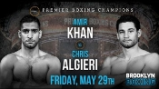 Amir Khan vs. Chris Algieri HD Blu-Ray