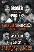 Shawn Porter vs. Adrien Broner HD Blu-Ray