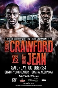Terence Crawford vs. Dierry Jean HD Blu-Ray