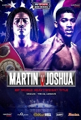 Anthony Joshua vs. Charles Martin HD Blu-Ray