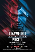 Terence Crawford vs. Viktor Postol HD Blu-Ray