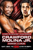Terence Crawford vs. John Molina HD Blu-Ray