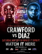 Terence Crawford vs. Felix Diaz HD Blu-Ray