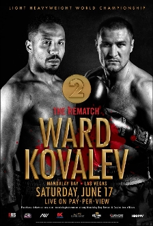 Andre Ward vs. Sergey Kovalev II HD Blu-Ray
